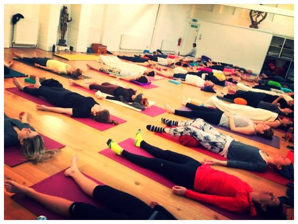 Savasana - Relaxation