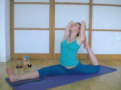 workshops  alessandra pecorella / vinyasa flow yoga