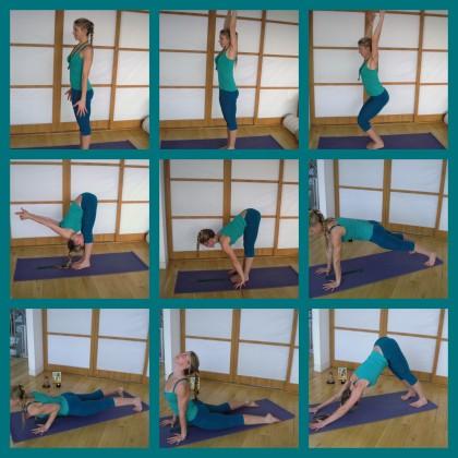 winter sadhana  alessandra pecorella / vinyasa flow yoga