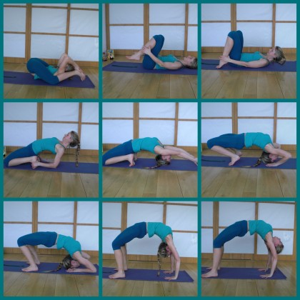 Backbending sequence