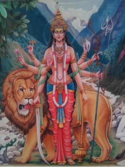 Maha Durga