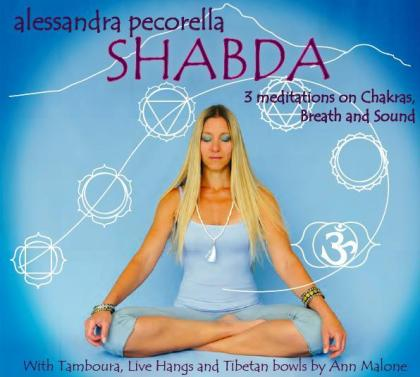 Meditation on the Chakras, Breath and Sound. WIth Live Music