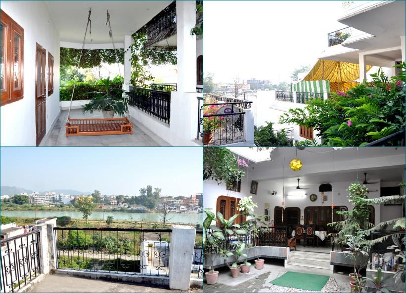 The Johari Residence. Haridwar