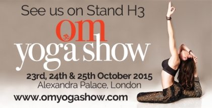 Aditya Yoga School will exhibit at the Om Yoga Show stand H3