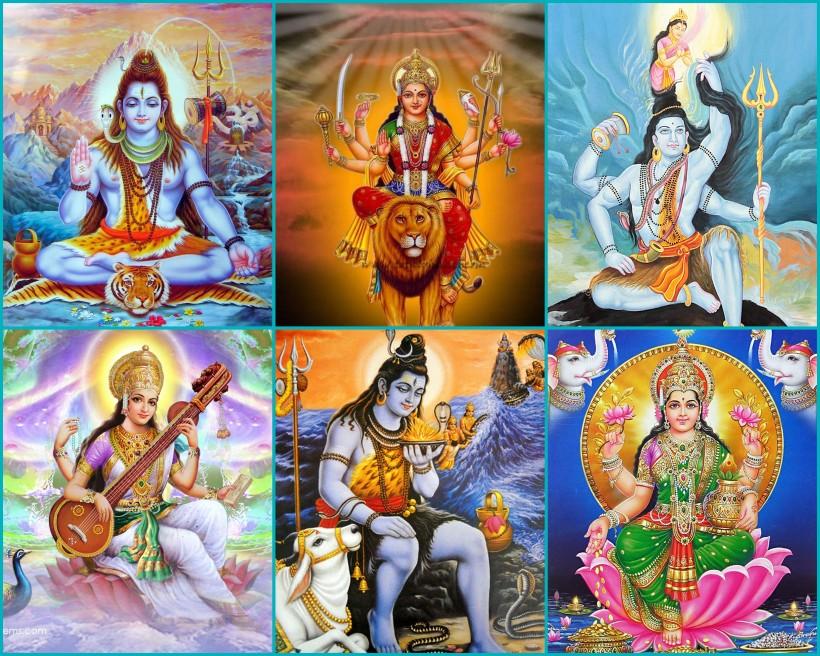 Shiva and Devi Shakti