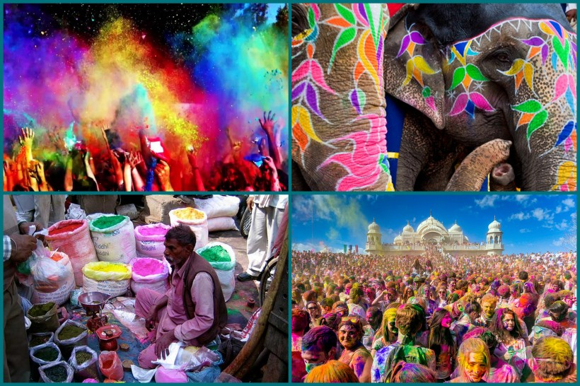 Holi - Spring Festival Of Colours